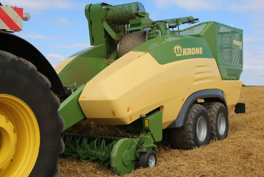 Krone Premos 5000- Where is this Exciting machine? | Farmhand.ie